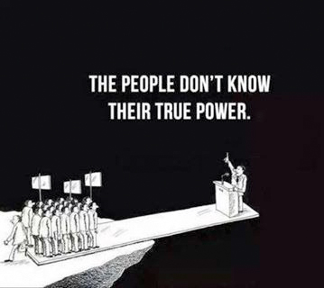 Peopledon'tknowtheirpower