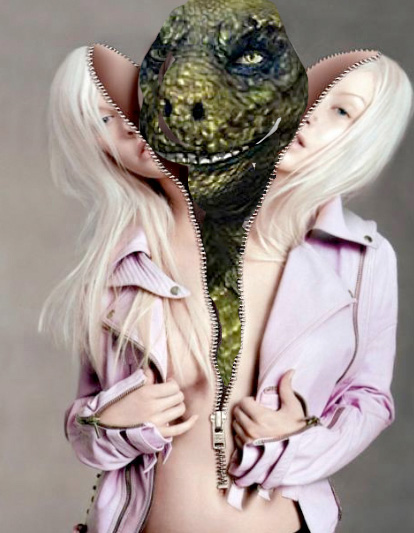 Image result for Reptilian suit