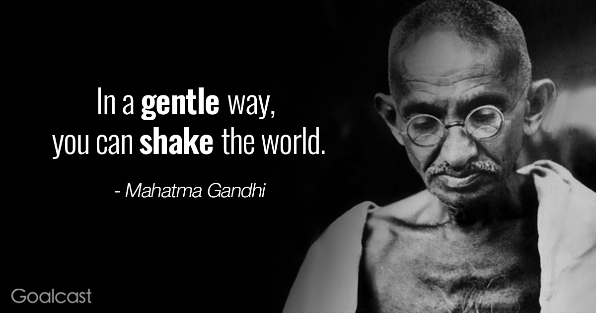 Mahatma Gandhi Heart Communicators A Sister Company Of Whale